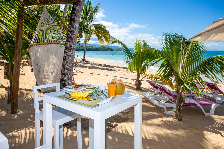 louisa aparthotel dominicana desayuno playa