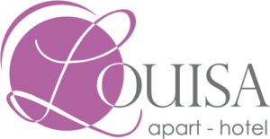 louisa aparthotel dominicana logo transparencia