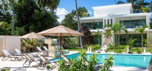 louisa aparthotel dominicana cabecera jardines