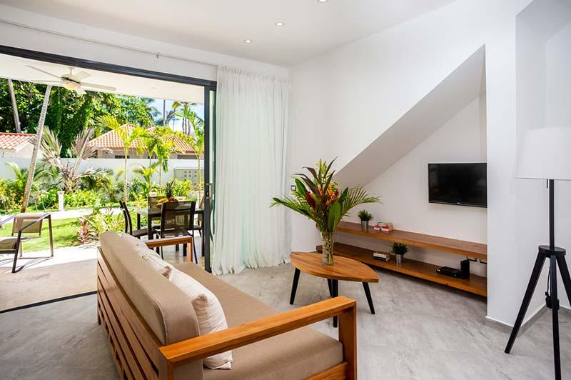 louisa aparthotel dominicana apartamento una habitacion