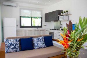 louisa aparthotel dominicana apartamento 2 sofa