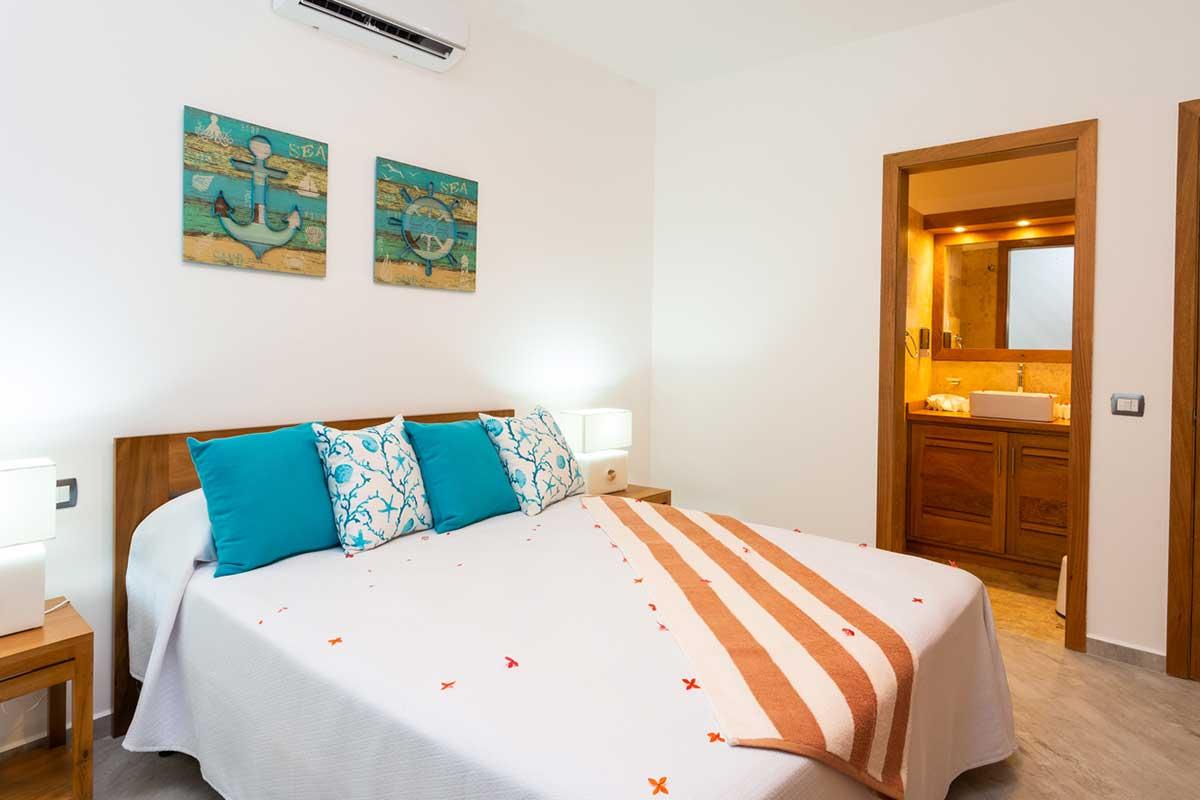 louisa aparthotel dominicana apartamento 2 cama