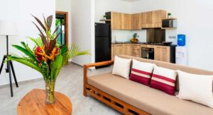 louisa aparthotel dominicana galeria sofa flores