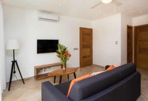louisa aparthotel dominicana galeria sofa tele