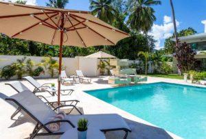 louisa aparthotel dominicana galeria piscina
