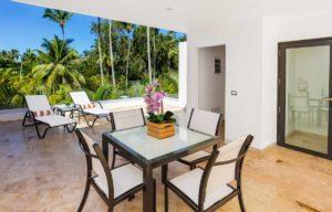 louisa aparthotel dominicana galeria terraza mesa