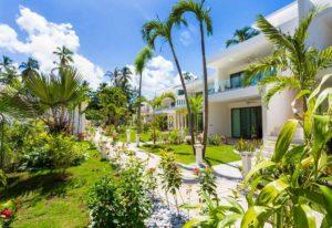 louisa aparthotel dominicana galeria jardines