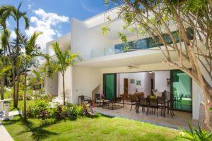 louisa aparthotel dominicana galeria terraza jardin