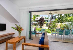 louisa aparthotel dominicana galeria salon terraza