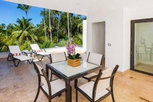 louisa aparthotel dominicana penthouse 1 terraza
