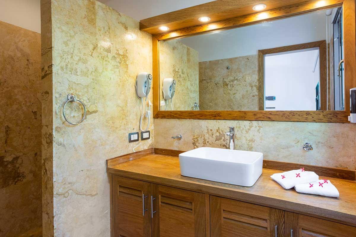 louisa aparthotel dominicana penthouse 1 baño