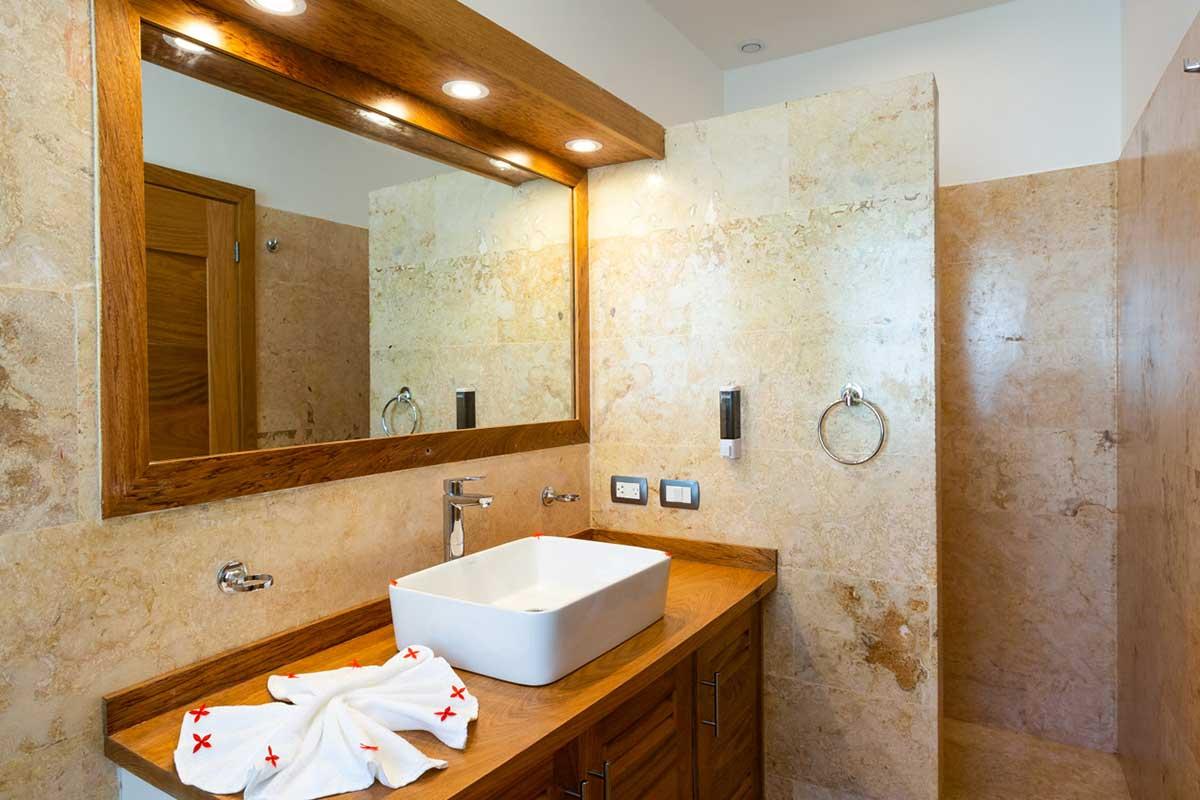 louisa aparthotel dominicana penthouse 2 baño