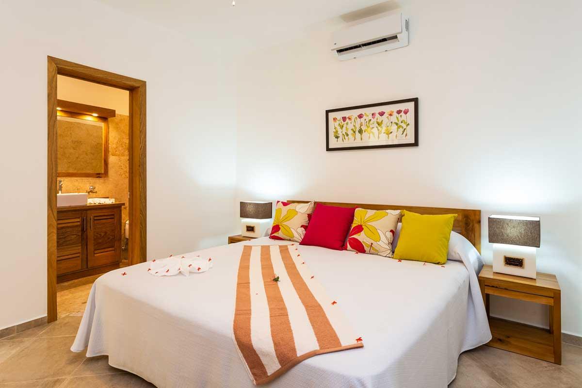 louisa aparthotel dominicana penthouse 2 cama