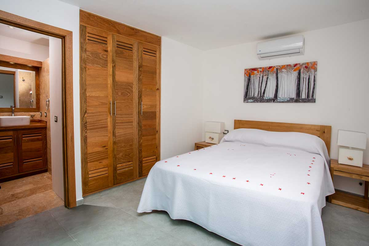 louisa aparthotel dominicana penthouse 2 dormitorio