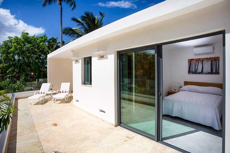 louisa aparthotel dominicana penthouse dos habitaciones